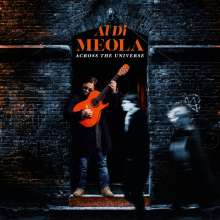 Al Di Meola (geb. 1954): Across The Universe, CD