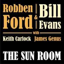 Robben Ford & Bill Evans: The Sun Room, CD