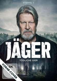 Jäger Staffel 1: Tödliche Gier, 2 DVDs