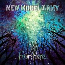 New Model Army: From Here (180g), 2 LPs