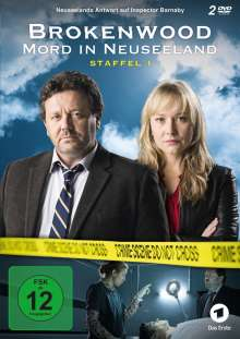 Brokenwood - Mord in Neuseeland Staffel 1, 2 DVDs