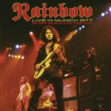 Rainbow: Live In Munich 1977 (180g) (Limited Edition), 3 LPs