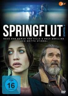 Springflut Staffel 2, 3 DVDs