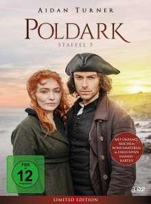 Poldark Staffel 5, 3 DVDs