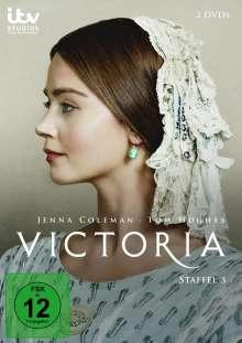 Victoria Staffel 3, 2 DVDs