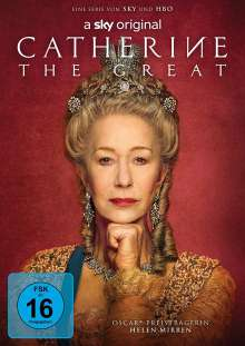Catherine the Great (2019), 2 DVDs