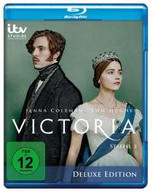Victoria Staffel 3 (Blu-ray), 2 Blu-ray Discs