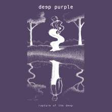 Deep Purple: Rapture Of The Deep (White Vinyl) (Limited Edition), 2 LPs