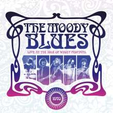 The Moody Blues: Live At The Isle Of Wight Festival 1970 (180g) (Limited Edition), 2 LPs