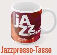 Edel Jazzpresso-Tasse (Espresso-Tasse), Merchandise