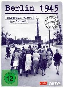 Berlin 1945 - Tagebuch einer Großstadt, 2 DVDs