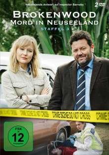 Brokenwood - Mord in Neuseeland Staffel 3, 2 DVDs