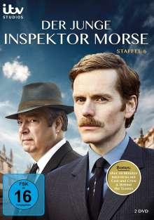 Der junge Inspektor Morse Staffel 6, 2 DVDs