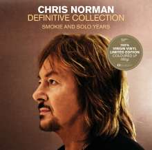 Chris Norman: Definitive Collection: Smokie And Solo Years (remastered) (180g) (Limited Edition) (Gold Vinyl), 2 LPs