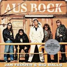 Jan Fedder & Big Balls: Aus Bock (180g) (Limited Edition) (White Vinyl), LP