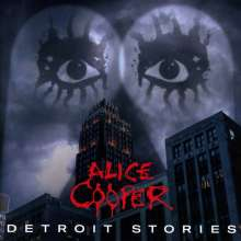 Alice Cooper: Detroit Stories (CD Jewelcase), CD