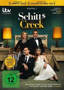 Schitt's Creek Staffel 1, 2 DVDs