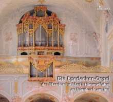 Die Egedacher-Orgel Mariä Himmelfahrt zu Vornbach am Inn, CD