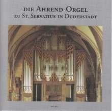 Hans Christoph Becker-Foss & Karl Wurm,Orgel, CD