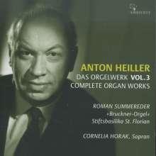 Anton Heiller (1923-1979): Das Orgelwerk Vol.3, CD