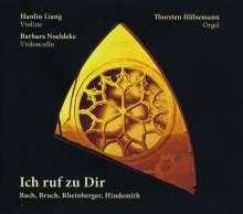 Josef Rheinberger (1839-1901): Suite für Violine,Cello & Orgel op.149, CD