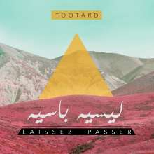 Tootard: Laissez Passer, CD