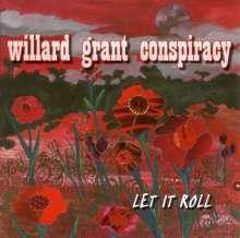 Willard Grant: Let It Roll, CD