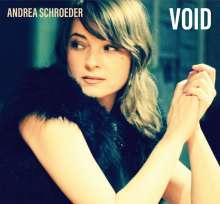 Andrea Schroeder: Void (180g), 1 LP und 1 CD