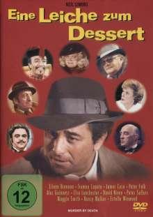 Eine Leiche zum Dessert, DVD