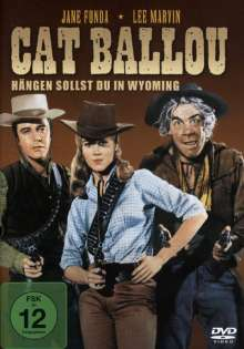 Cat Ballou, DVD