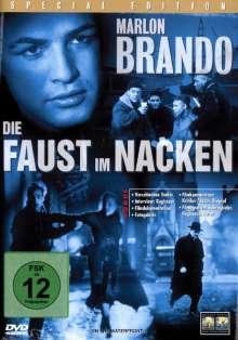 Die Faust im Nacken, DVD