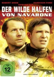 Der wilde Haufen von Navarone, DVD