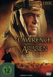 Lawrence von Arabien (Special Edition), 2 DVDs