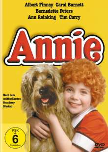 Annie (1982), DVD