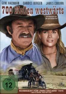 700 Meilen westwärts, DVD