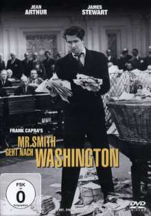 Mr. Smith geht nach Washington, DVD