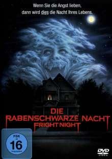 Die rabenschwarze Nacht - Fright Night, DVD