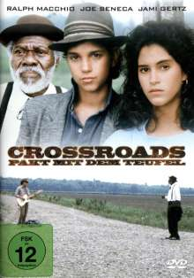 Crossroads - Pakt mit dem Teufel, DVD
