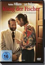 König der Fischer, DVD