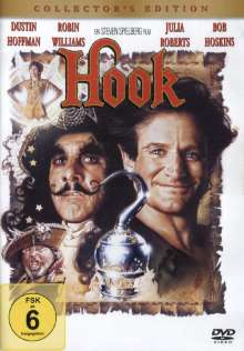Hook (Collector's Edition), DVD