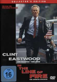 In The Line Of Fire, DVD