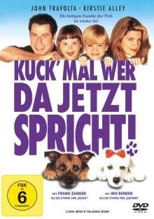 Kuck' mal wer da jetzt spricht!, DVD