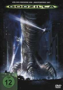 Godzilla (1998), DVD