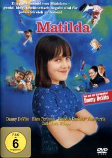 Matilda, DVD