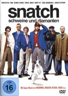 Snatch, DVD
