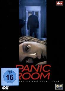 Panic Room, DVD