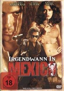 Irgendwann in Mexiko, DVD