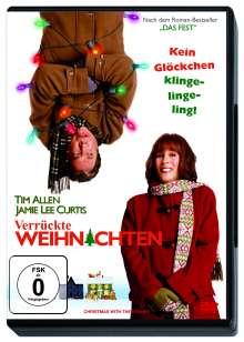 Verrückte Weihnachten, DVD