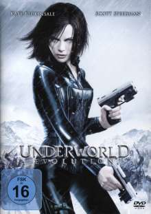 Underworld: Evolution, DVD