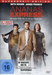 Ananas Express, DVD